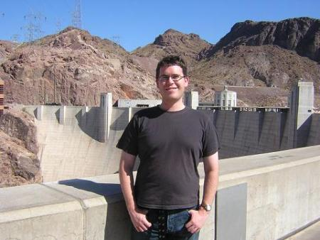 Hoover Dam and me